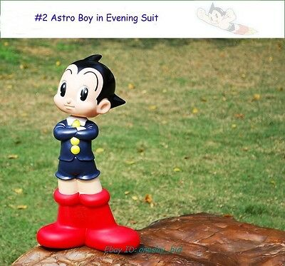 "Large Nice Anime Astro Boy Figure Atom Wearing Suit #2 16""high"