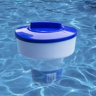 Auto-Supplier Floating Chlorine Tablet Swimming Pool Spa Chemical Dispenser