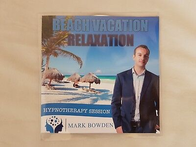 Beach Vacation Relaxation Self Hypnosis CD - Stress Hypnotherapy