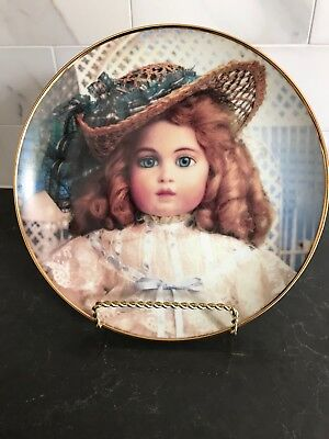 The Antique Doll- Hanau Doll Museum-Franklin Mint