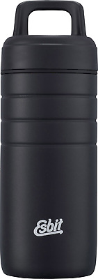 Esbit Thermobecher Schwarz (matt) 450ml WM450TL-DG