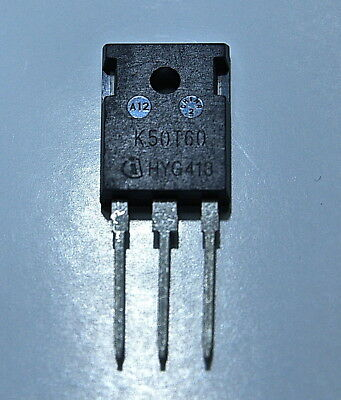 K50T60 IKW50N60T fast recovery anti-parallel EmCon HE Diode