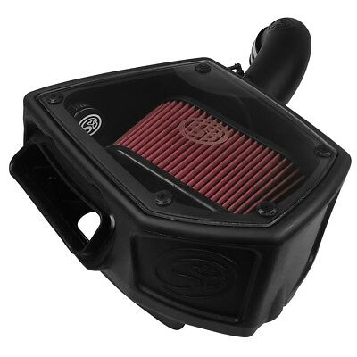 S&B Filters 75-5107 Cold Air Intake for 2015-2018 VW Golf GTI Golf R 2.0L Turbo