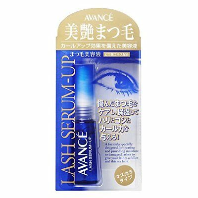 AVANCE Lash Serum-Up Eyelash Serum 10ml Mascara Type Made In Japan