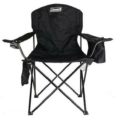 Stupendous Oversized Folding Chair With Build In Cup Holder For Camping Dailytribune Chair Design For Home Dailytribuneorg
