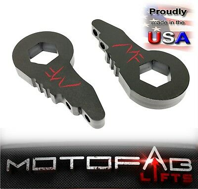 "1-3"" Front Lift Leveling Kit For Chevy GMC Sierra Silverado 2500HD 3500HD 2WD"
