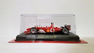 Altaya - Ferrari F2002 car #1 Michael Schumacher (2002 World F1 Champion)