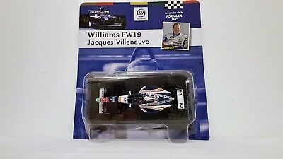 Altaya - Williams FW19 car #3 Jacques Villeneuve (1997 World F1 Champion)