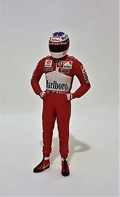 Minichamps 510318803 - 1:18 Scale MIchael Schumacher Driver Figure 1998