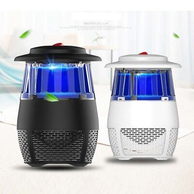 Electric Insect Mosquito Fly Killer Bug Zapper LED Trap Lamp Home Indoor Kitchen