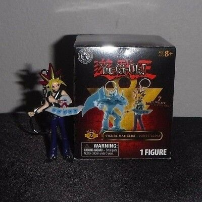 Yugioh key Chain Series 2 Hanger Figure Yami Yugi  NEW