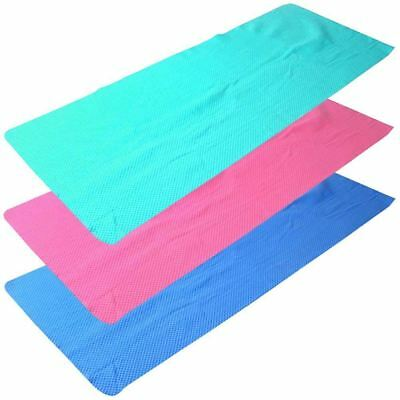 Instant Cooling Towel Sports Gym Towel Drying Sweat Pet & Baby Absorb Dry & Case