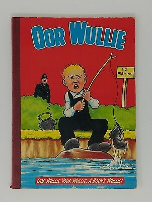 Oor Wullie 1980 - Good Condition