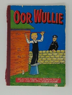 Oor Wullie 1978 - Reasonable Condition