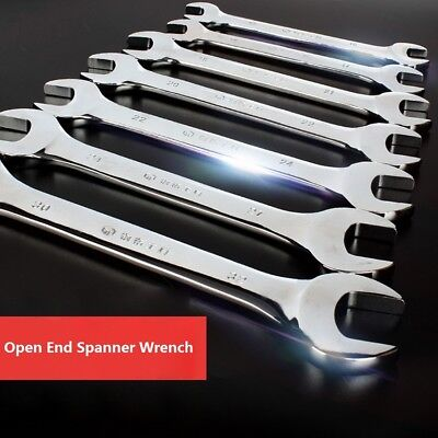 Open End Spanner Wrench Set Impact Double End Two Use Automotive Tool All Sizes