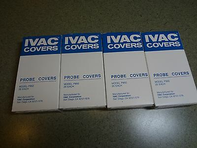IVAC Probe Covers Model P850 - 80 count