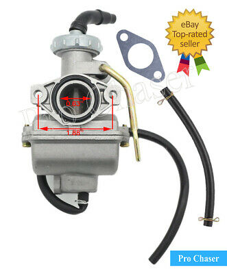 Aspiring Pz22 Carburetor W/ Hand Choke Lever For 125cc Atv Dirt Bike Go Kart Honda Crf Xr Atv,rv,boat & Other Vehicle Atv Parts & Accessories