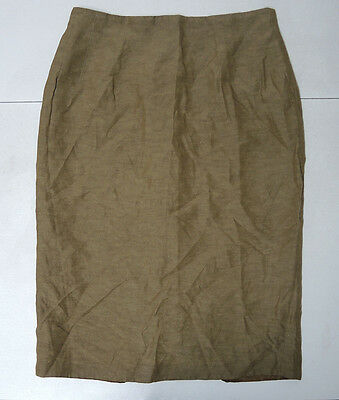 Vintage Burberry Skirt Gonna Cotone Viscosa