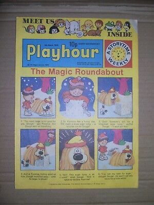 Playhour and issue dated March 4 1978