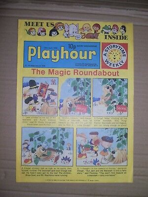 Playhour and issue dated April 29 1978