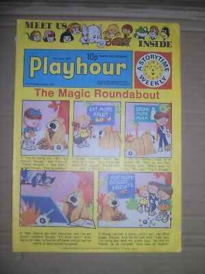 Playhour and issue dated June 10 1978