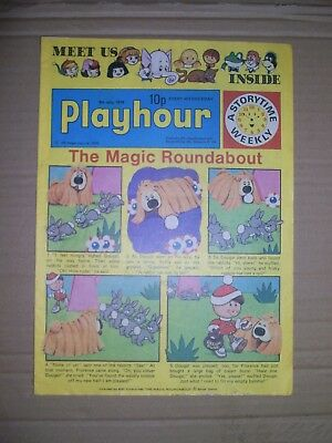 Playhour and issue dated July 8 1978