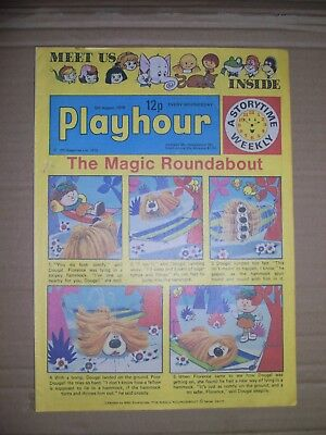 Playhour and issue dated August 5 1978