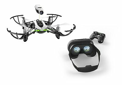 PARROT Mambo FPV PF727006 Drone with Flypad Controller - White & Black