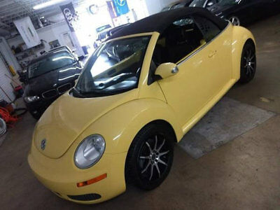 Volkswagen New Beetle Convertible 2dr Automatic SE $10800 includes FREE SHIPPING! 51k PRISTINE & moneyback GUARANTEE! nonsmoker WOW