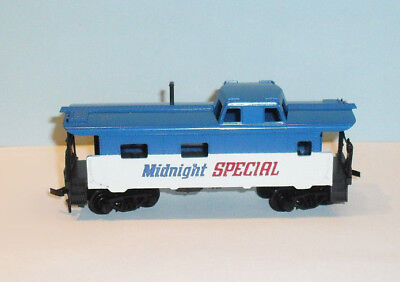 Tyco Train Midnight Special # 327-19 Caboose HO scale