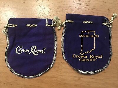 Crown Royal South Bend Indiana 50ml Bag