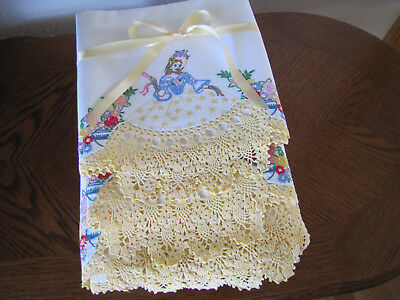Vintage Flat Sheet & Pair Of Pillowcases Southern Belles Flower Urns Exquisite