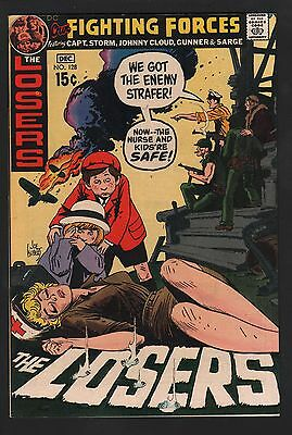 Our Fighting Forces #128 VF/NM 9.0 Off White to White Pages