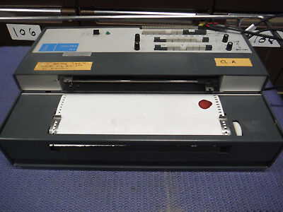 Kipp & Zonen BD41 2 Channel Strip Chart Recorder