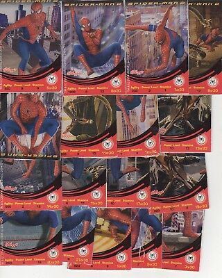 Kelloggs Australia - Spiderman Cut-out Cards