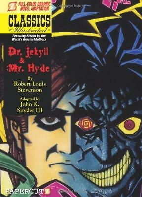 Classics Illustrated #7: Dr. Jekyll and Mr. Hyde by Robert Louis Stevenson...