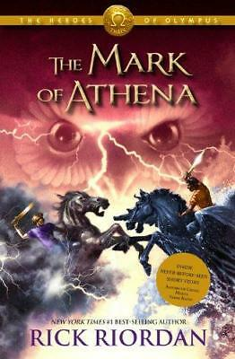 The Mark of Athena by Rick Riordan (Paperback, 2014)