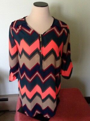 Bundle Lot Of Two Womens Tops Size Large
