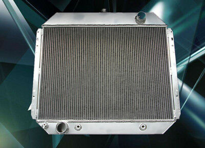 4 ROW RADIATOR FOR 1966-1979 1978 FORD F-100 F-150 F-250 F350 BRONCO V8 AT//MT