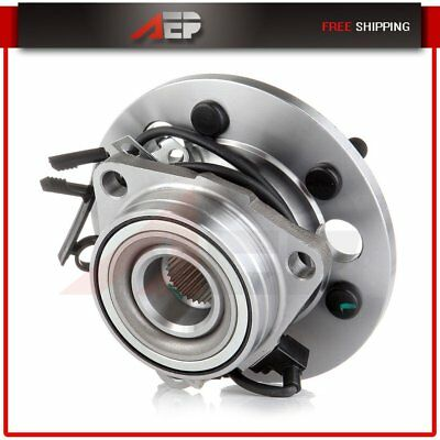 Left or Right Front Wheel Hub Bearing ForFord Chevy GMC Pickup Truck 4WD 4x4