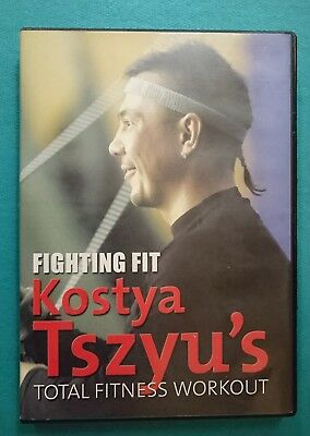 Fighting Fit Kostya Tszyu's Total Fitness Workout DVD