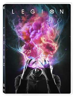 Legion | The Legion Series 1 CD DVD  Season 1 Release 2017 New 2-Set DVD Region