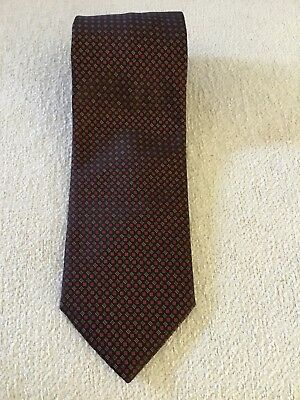 Vintage John & Lois Men's Tie Made In Italy Poly