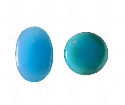 38 To 49 Mm Round & Oval Shaped Chalcedony Gemstone Ss1312