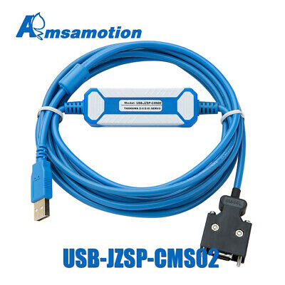 USB-JZSP-CMS02 Suitable Yaskawa Sigma-II/ Sigma-III Series Servo Debugging Cable