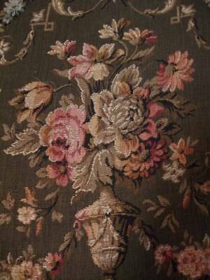 "French Quality Tapestry Panel Regency Design..65"" x 88"""