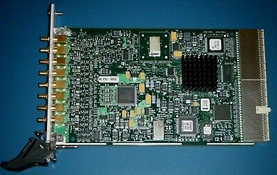 NI PXI-6652 TCXO System Timing Synchronization, National Instruments *Tested*