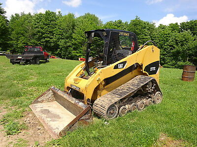 Caterpillar 277C Compact Track Loader NICE!! 277 Skid Steer CAT