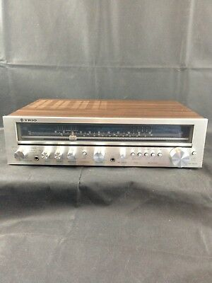 Trio Kenwood KR-2010L Stereo Tuner Amplifier Phono Stage - Vintage Hi-Fi Audio