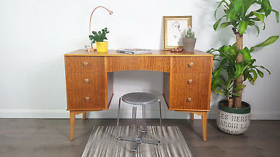 Vesper Desk Dressing Table Vintage MCM Retro1950s Refinished Delivery